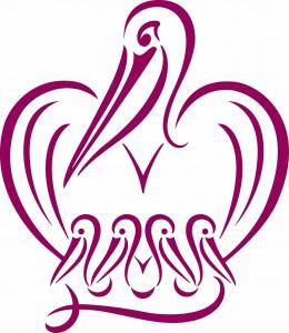 Pelican no Logo Purple